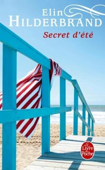 Couverture Secret d'été