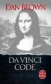 Couverture Da Vinci code Editions Le Livre de Poche 2014