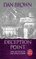Couverture Deception point Editions Le Livre de Poche 2008