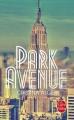 Couverture Park avenue Editions Le Livre de Poche 2014