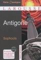 Couverture Antigone Editions Larousse (Petits classiques) 2012