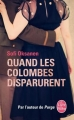 Couverture Quand les colombes disparurent Editions Le Livre de Poche 2014