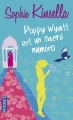 Couverture Poppy Wyatt est un sacré numéro Editions Pocket 2014