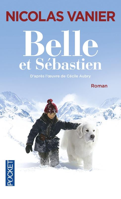 Couverture Belle et Sébastien (Vanier)