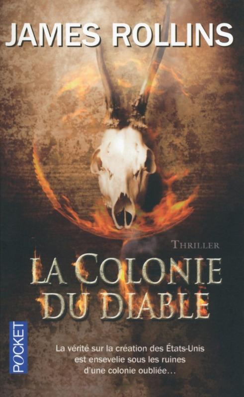 Couverture Sigma force, tome 07 : La Colonie du diable