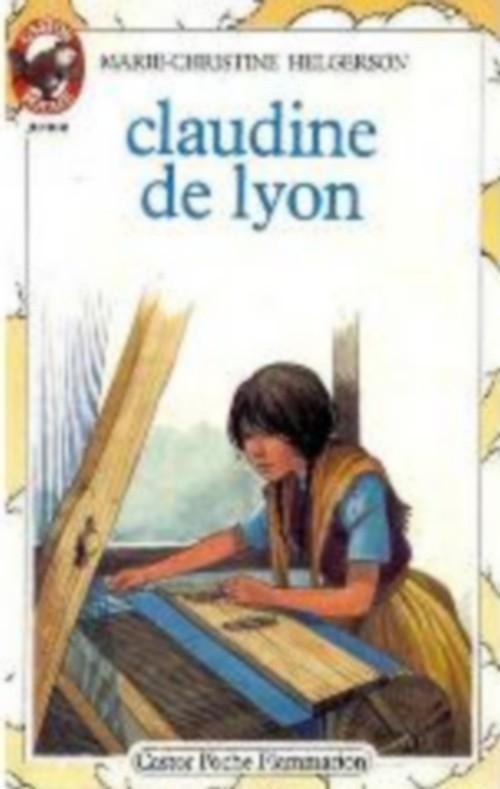 Couverture Claudine de Lyon
