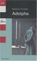 Couverture Adolphe Editions Librio 2004