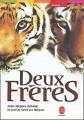 Couverture Deux frères Editions Le Livre de Poche (Jeunesse - Aventure) 2004
