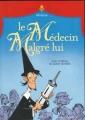 Couverture Le médecin malgré lui Editions Vents d'ouest 2005