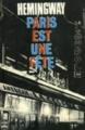 Couverture Paris est une fête Editions Le Livre de Poche 1967