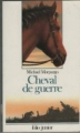 Couverture Cheval de guerre Editions Folio  (Junior) 1995