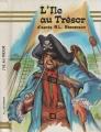 Couverture L'île au trésor Editions Hemma 1970