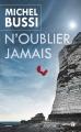 Couverture N'oublier jamais Editions Presses de la Cité 2014