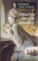 Couverture Meurtre dans le boudoir Editions France Loisirs 2012