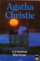Couverture La maison biscornue Editions Librairie des  Champs-Elysées  (Le club des masques) 1983