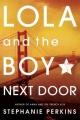 Couverture Lola et le garçon d'à côté Editions Speak 2013
