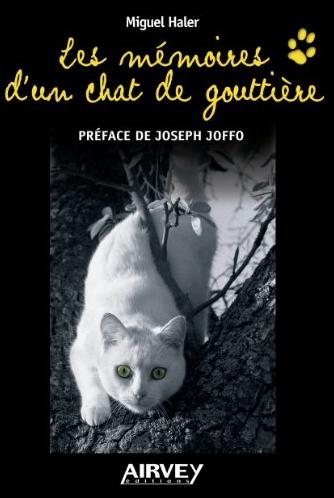 Couverture les mémoires d'un chat de gouttière