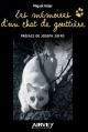 Couverture les mémoires d'un chat de gouttière Editions Airvey 2011