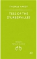 Couverture Tess d'Urberville Editions Penguin books (Popular Classics) 1994