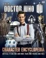 Couverture Doctor Who, l'encyclopédie des personnages Editions City Lights Books 2013