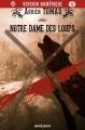 Couverture Notre-Dame des loups Editions Mnémos (Icares) 2014
