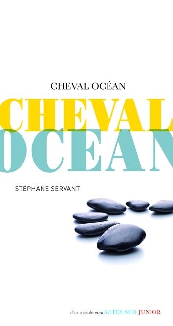 Couverture Cheval océan