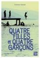 Couverture Quatre filles et quatre garçons Editions Talents Hauts 2014