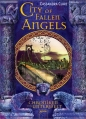 Couverture La cité des ténèbres / The mortal instruments, tome 4 : Les anges déchus / La cité des anges déchus Editions Arena 2013