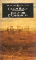 Couverture Tess d'Urberville Editions Penguin books (English library) 1983
