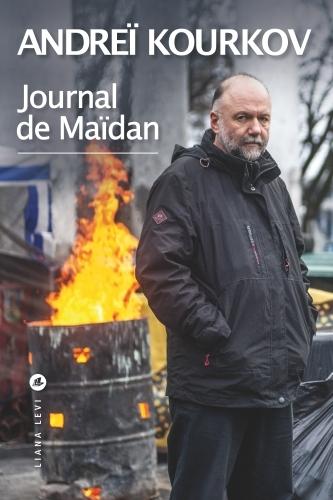 Couverture Journal de Maïdan