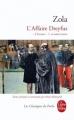 Couverture J'accuse ! et autres textes sur l'affaire Dreyfus Editions Le Livre de Poche (Les classiques de poche) 2010
