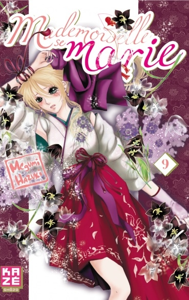 Couverture Mademoiselle se marie, tome 09