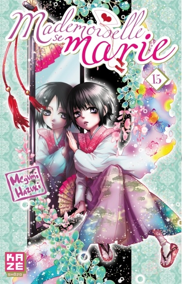 Couverture Mademoiselle se marie, tome 15