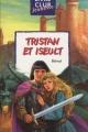 Couverture Tristan et Iseut, extrait Editions Hemma (Livre club jeunesse) 2001