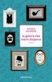 Couverture La galerie des maris disparus Editions Calmann-Lévy 2014
