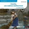Couverture Cosette, une enfance malheureuse Editions Nathan (Carrés classiques) 2013