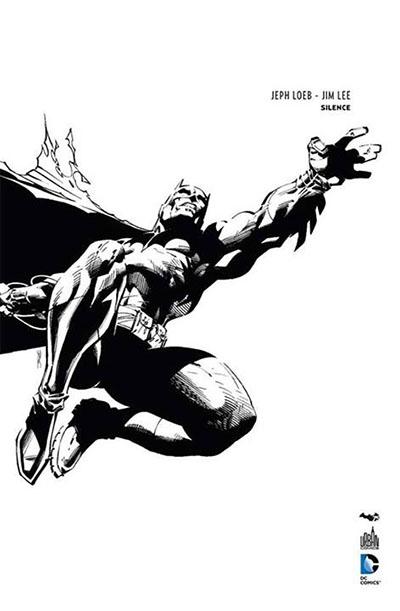 Couverture Batman : Silence, intégrale