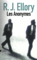 Couverture Les Anonymes Editions Sonatine 2012