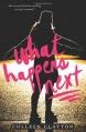 Couverture What Happens Next Editions Poppy 2013