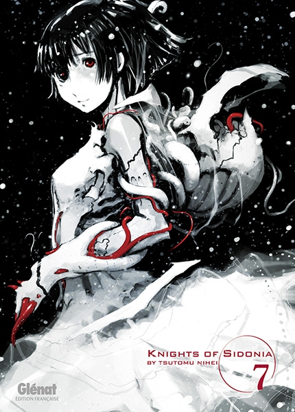 Couverture Knights of Sidonia, tome 07
