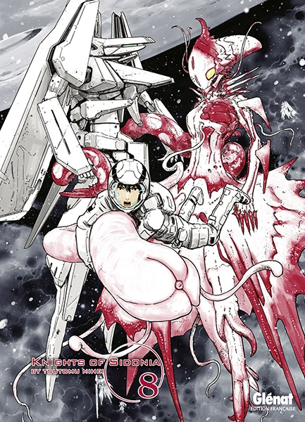Couverture Knights of Sidonia, tome 08
