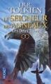 Couverture Le seigneur des anneaux, tome 2 : Les deux tours Editions Pocket 2009