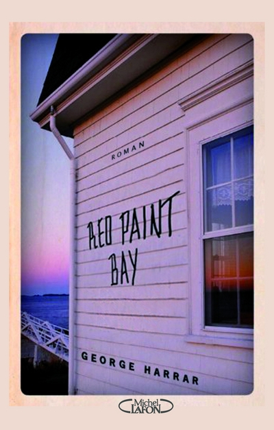 Couverture Red paint bay