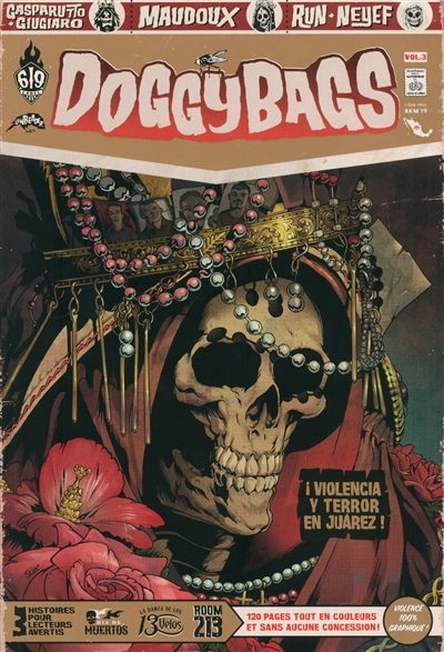 Couverture Doggybags, tome 03