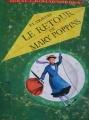 Couverture Le retour de Mary Poppins Editions Hachette (Idéal bibliothèque) 1964