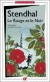 Couverture Le rouge et le noir Editions Flammarion (GF) 2013