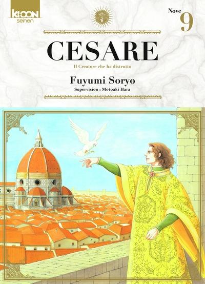 Couverture Cesare, tome 09