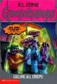 Couverture Message à tous les affreux / Des appels monstrueux Editions Scholastic 1996