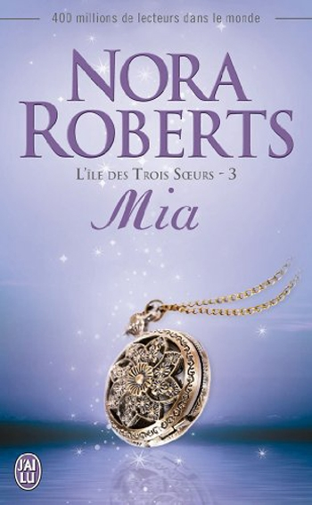 Couverture L'île des trois soeurs, tome 3 : Mia