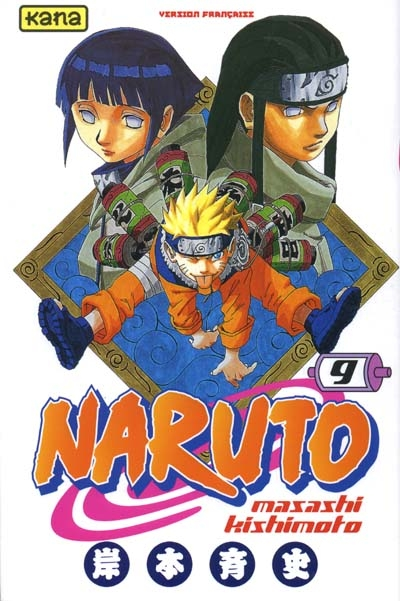 Couverture Naruto, double, tomes 9 et 10